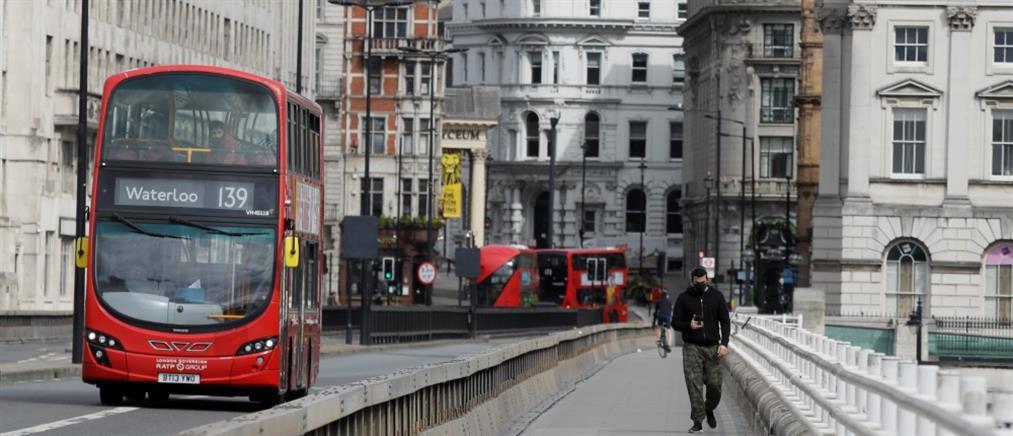"""Κορονοϊός: Οικονομικά """"πληγωμένη"""" η Βρετανία"""