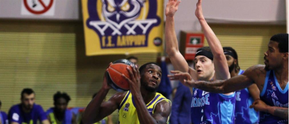 Basket League: Πρώτη νίκη για τον Ιωνικό