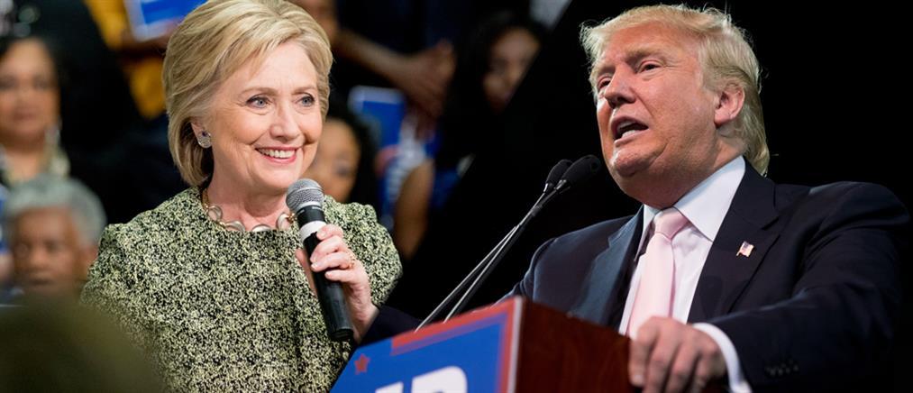 Τραμπ και Κλίντον οι νικητές των προκριματικών στη Νέα Υόρκη