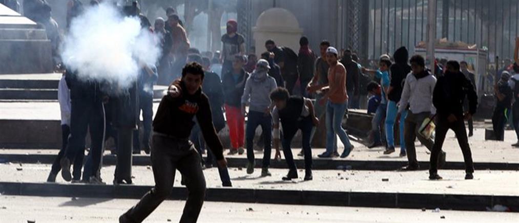 Δεκάδες τραυματίες σε επεισόδια στην Αίγυπτο