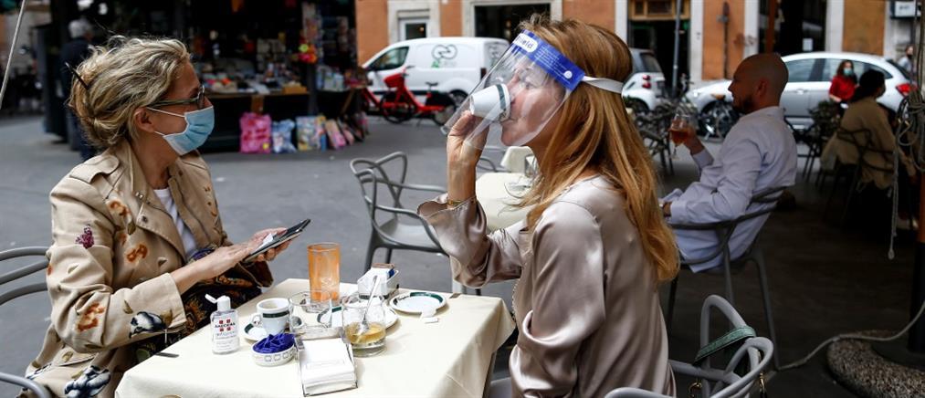 Κορονοϊός – Ιταλία: χαμόγελα από την υποχώρηση της πανδημίας