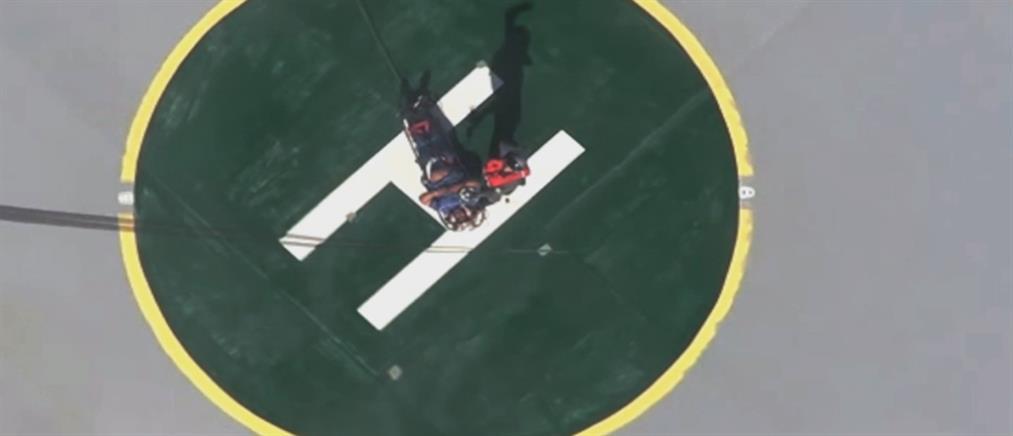 Δεκάδες πτήσεις σωτηρίας από τα ελικόπτερα του Στρατού τον Αύγουστο