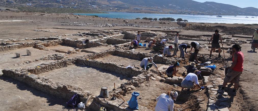 Στο φως αρχαιολογικοί θησαυροί στον Ναό του Απόλλωνα (φωτο)