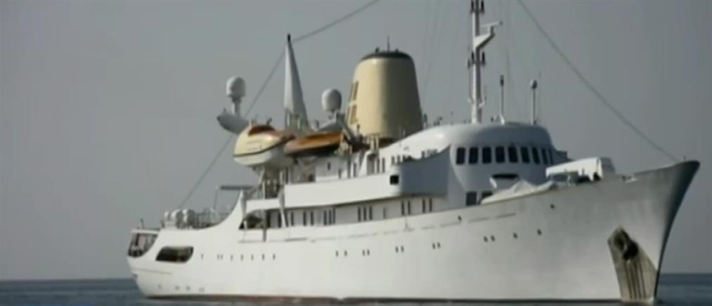 Στην θρυλική θαλαμηγό του Ωνάση θα γίνει ο γάμος της Χάιντι Κλουμ (βίντεο)