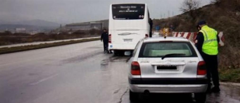 Φαντάρος δεν προλάβαινε το λεωφορείο και πήρε τηλέφωνο για βόμβα