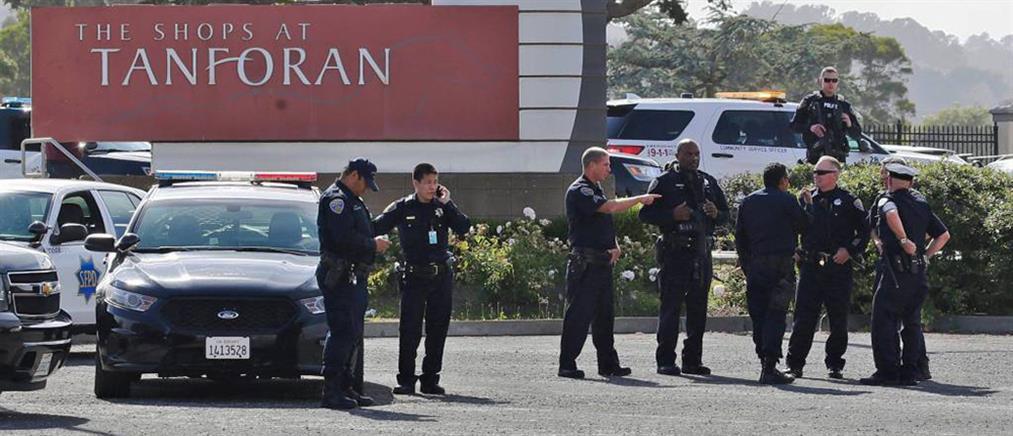 Ένοπλος άνοιξε πυρ σε εμπορικό κέντρο στην Καλιφόρνια