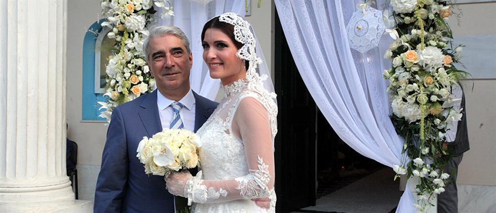 Παντρεύτηκε ο Σίμος Κεδίκογλου (εικόνες)