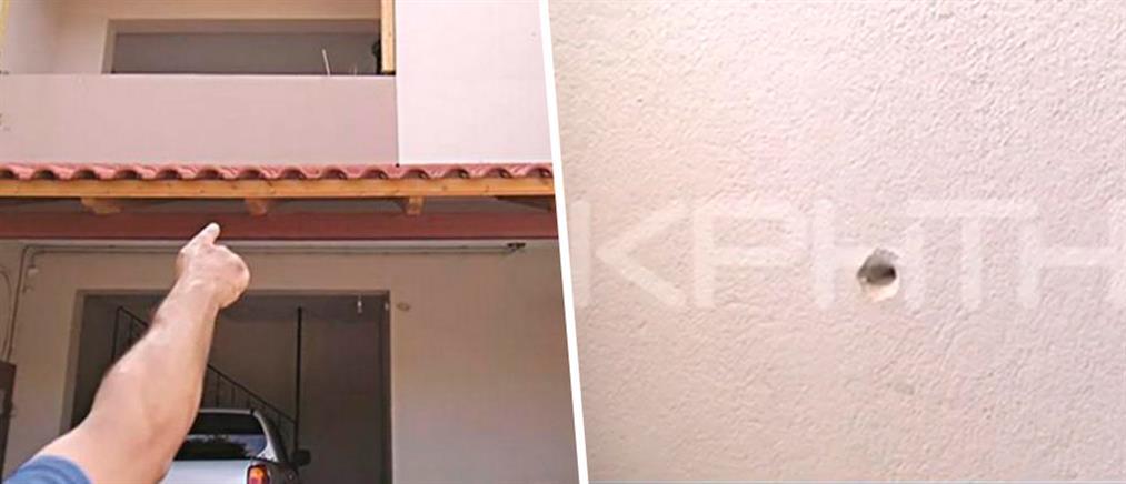 """Τρόμος για τρία αδέλφια – Ένοπλος """"γάζωσε"""" το σπίτι τους (εικόνες)"""