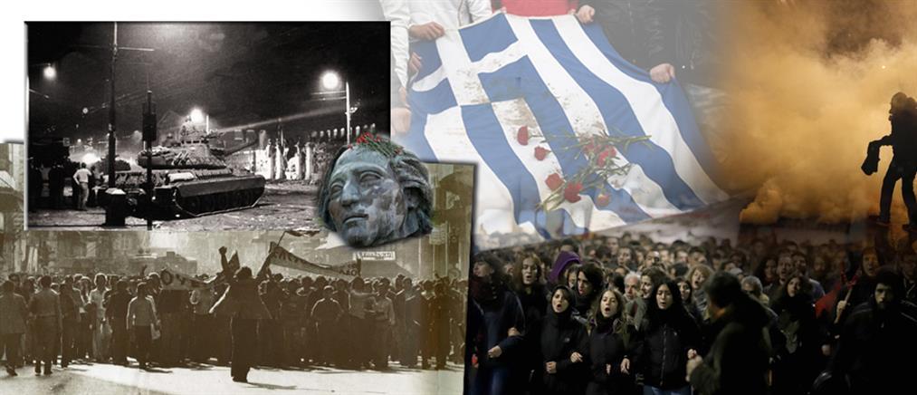 """Πολυτεχνείο: """"Φρούριο"""" η Αθήνα – Τι προβλέπει ο σχεδιασμός της Αστυνομίας"""