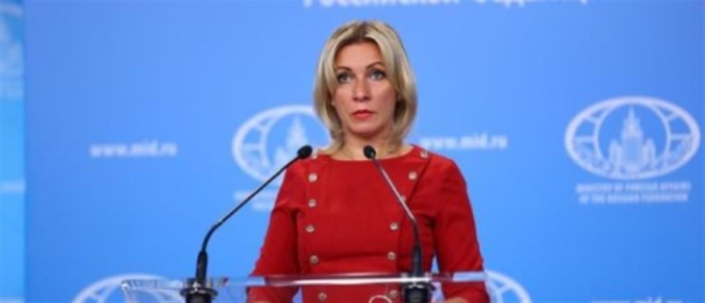 """""""Πυρά"""" Ρωσίας σε ΗΠΑ για Ελλάδα και Κύπρο"""