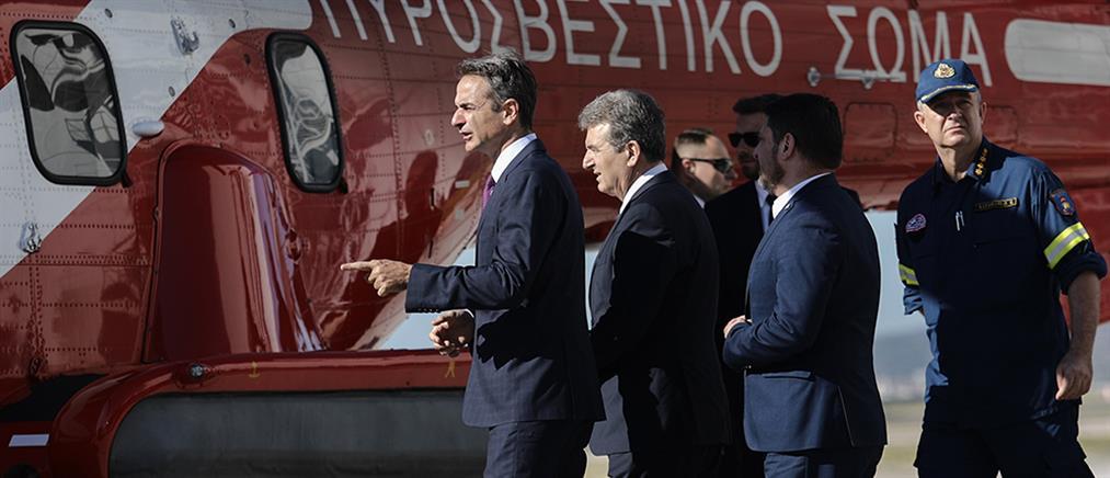 Μητσοτάκης: Η Ελλάδα εγγυάται ασφάλεια στους επισκέπτες και πρωτίστως στους κατοίκους της