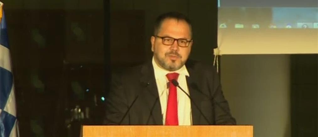 ΕΑΕΤΕ: Ο Ισαάκ Καριπίδης του ΑΝΤ1 τιμήθηκε για την προσφορά του (βίντεο)