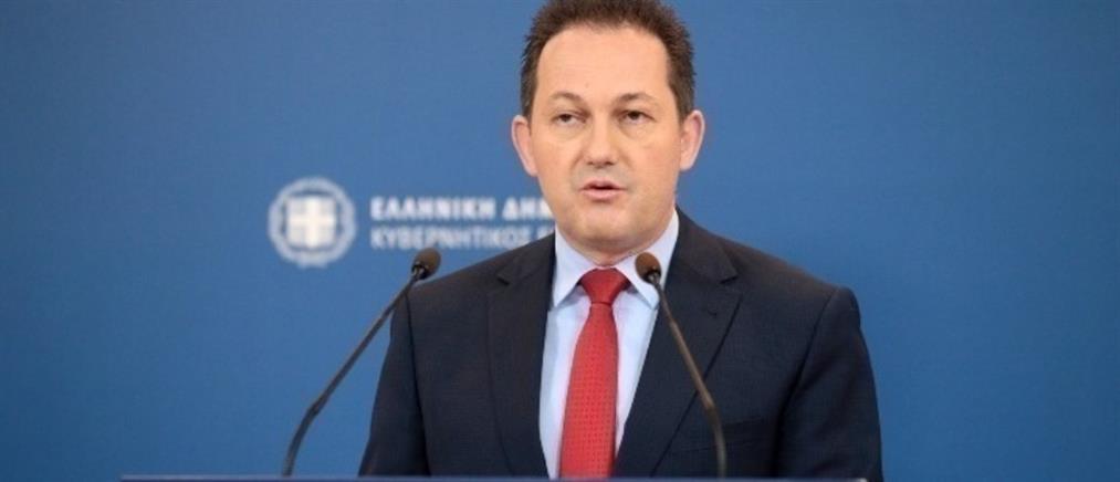 Αναβάλλεται η ενημέρωση των πολιτικών συντακτών από τον Στέλιο Πέτσα