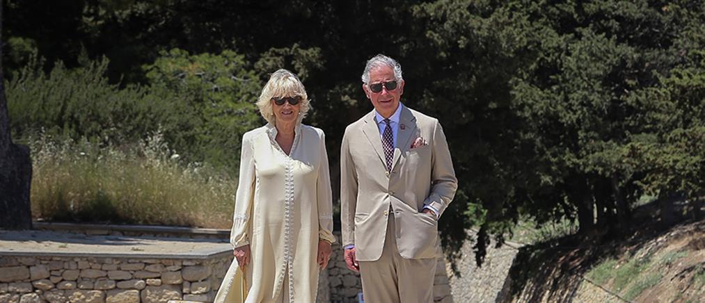 Αυτό είναι το δώρο του πρίγκιπα Κάρολου στην Καμίλα για τα 60α της γενέθλια