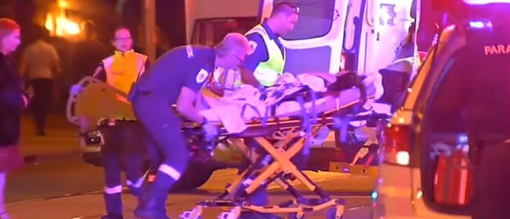 """Φονική η """"τυφλή επίθεση"""" με πυροβολισμούς κατά πλήθους στην Μελβούρνη (εικόνες)"""