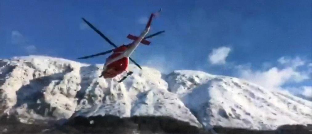 Ιταλία: Αγνοούμενοι σκιέρ σε βουνό (βίντεο)