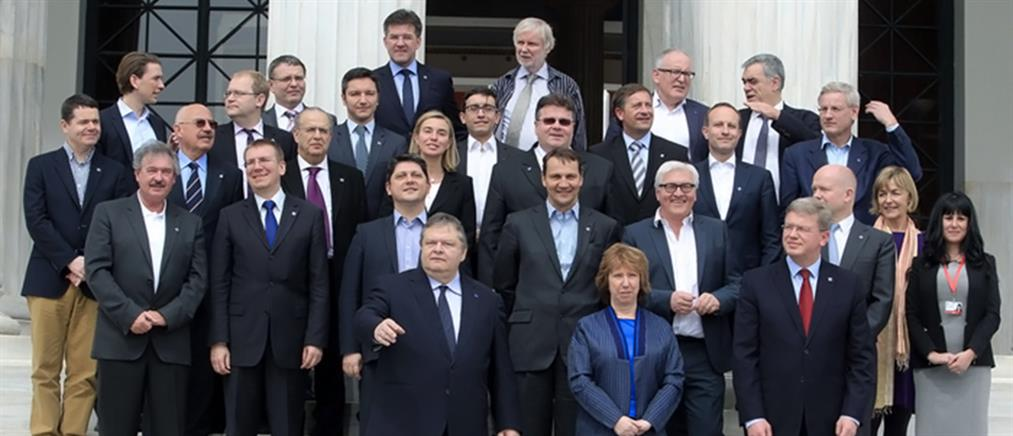 Χωρίς Νταβούτογλου το άτυπο Συμβούλιο των υπουργών Εξωτερικών της ΕΕ