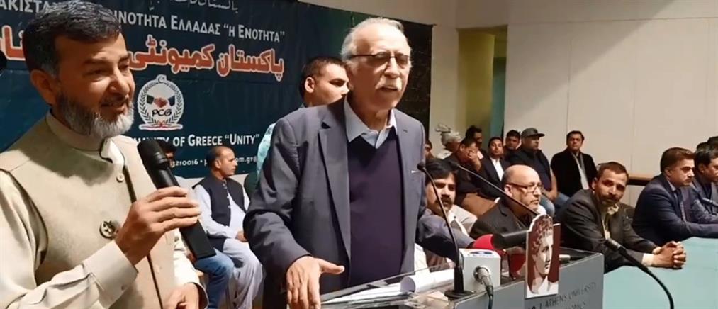 Οι υποσχέσεις Βίτσα στην Πακιστανική Κοινότητα για την ιθαγένεια (βίντεο)