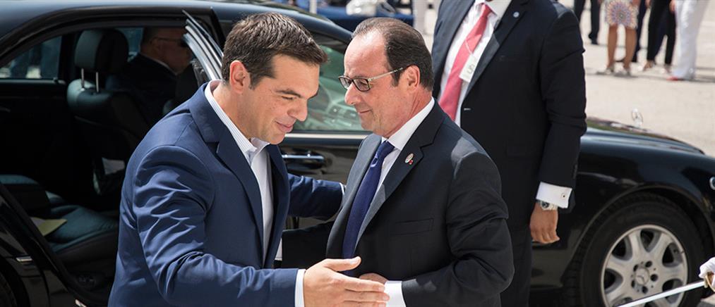 Ολάντ: χρειάζεται ενότητα για να έχει ελπίδα η Ευρώπη