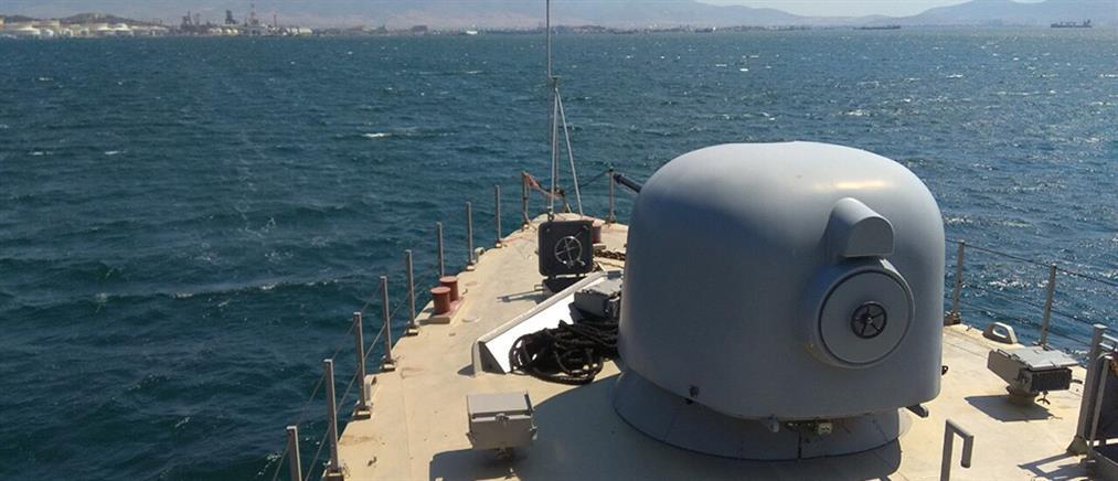 ΓΕΝ: Εν πλω έλεγχοι συστημάτων της υπό κατασκευή πυραυλακάτου (εικόνες)
