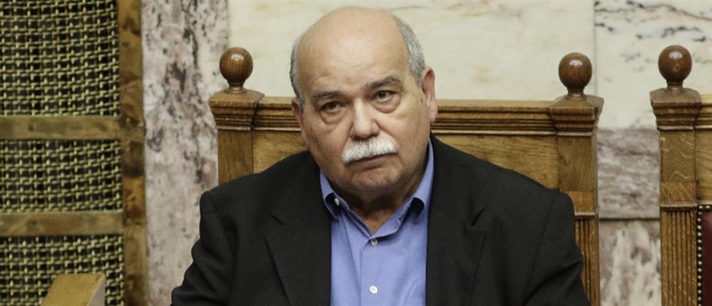 """ΝΔ: κοινοβουλευτική εκτροπή ο """"διορισμός"""" Δανέλλη από τον Νίκο Βούτση"""