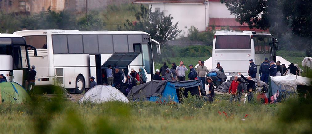 """Τραυματίας σε συμπλοκή προσφύγων στην """"νέα Ειδομένη"""""""