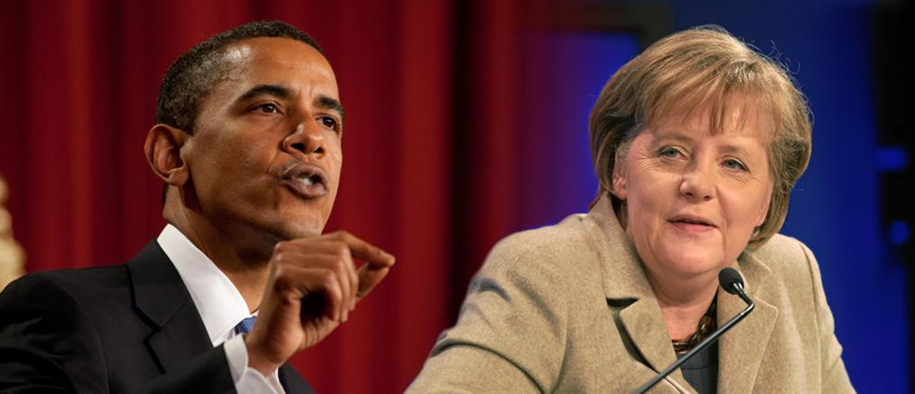 Τηλεφωνική επικοινωνία Ομπάμα-Μέρκελ για τα πυρηνικά του Ιράν