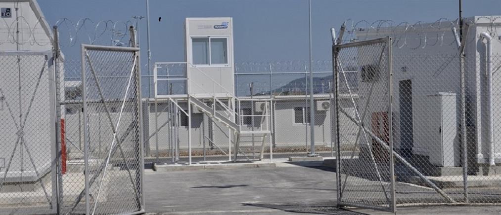 Σάμος: Εγκαίνια της νέας δομής αιτούντων ασύλου