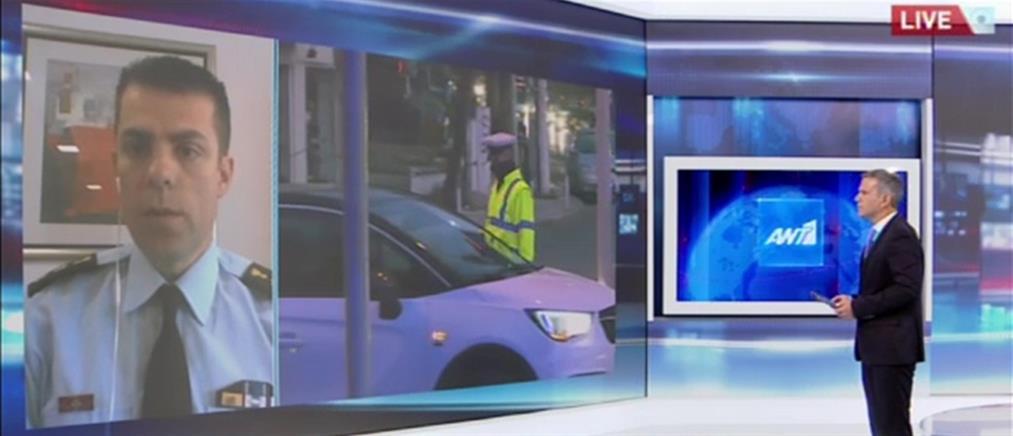 "Lockdown - Χρονόπουλος στον ΑΝΤ1: αυστηροί έλεγχοι, με ""ανθρώπινο πρόσωπο"" (βίντεο)"
