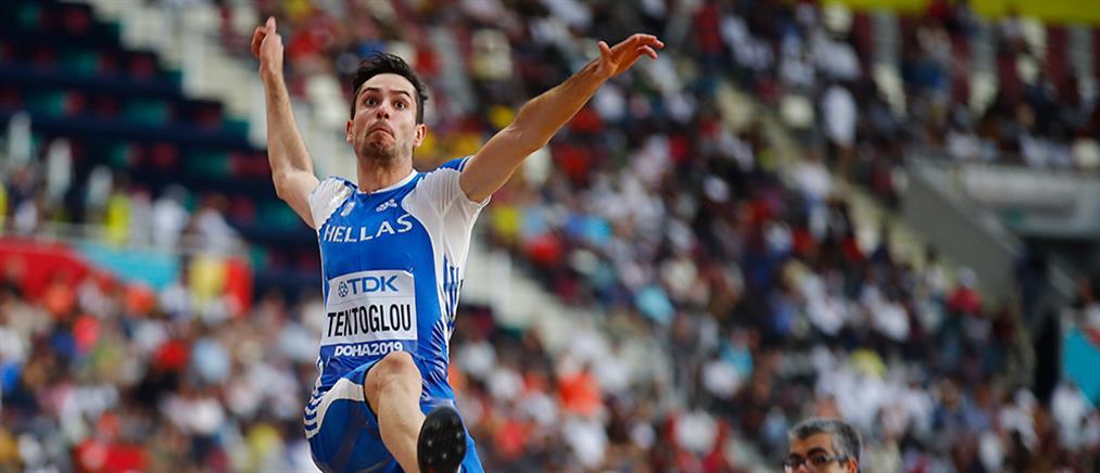 Ο Τεντόγλου προκρίθηκε στον τελικό του μήκους