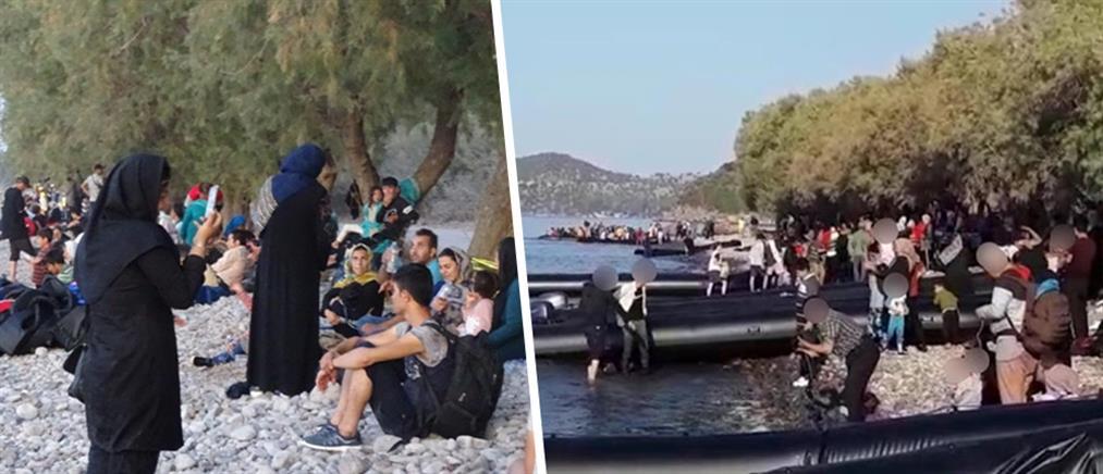"""Μεταναστευτικό: Καμπάνια του ΕΟΤ για """"αποκατάσταση"""" των νησιών του Αιγαίου"""