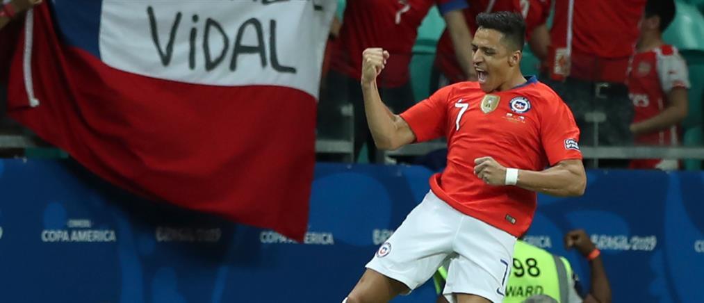 "Copa America: ""Καθάρισε"" ο Σάντσες για την Χιλή"