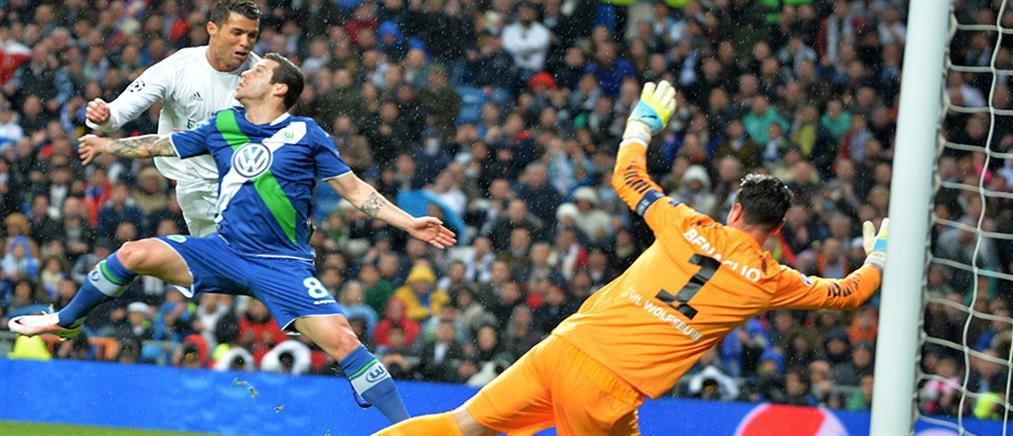 """Στους """"4"""" του Champions League Ρεάλ Μαδρίτης και Μάντσεστερ Σίτι"""