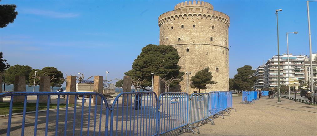 Απαγόρευση κυκλοφορίας: Αίτημα για παράταση του μέτρου στην παραλία της Θεσσαλονίκης