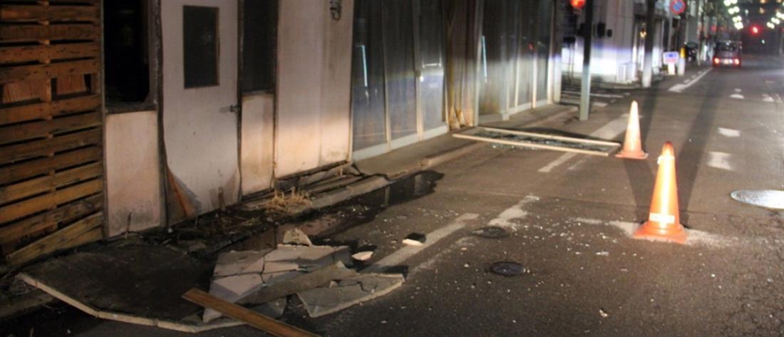 Ισχυρός σεισμός στην Φουκουσίμα