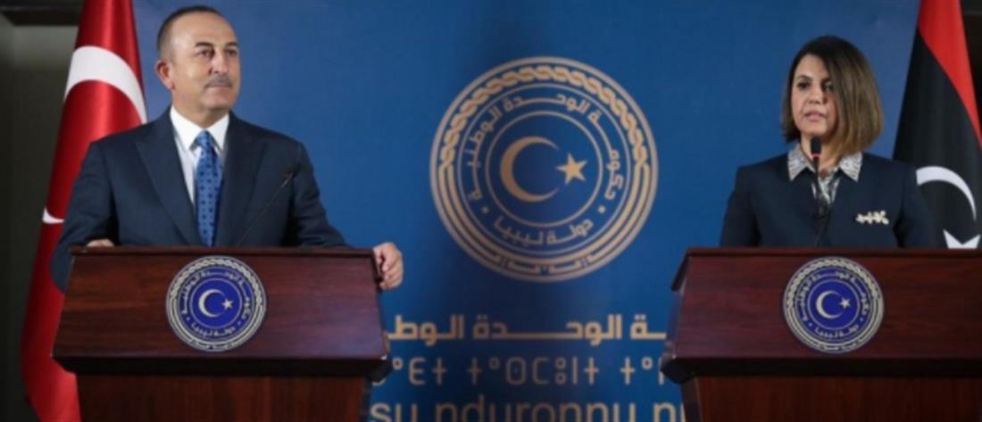 """Η Λιβύη """"αδειάζει"""" την Τουρκία"""