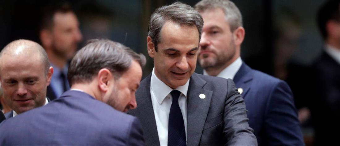 Κυβερνητικές πηγές: ομόφωνη στήριξη της Ευρώπης απέναντι στην τουρκική προκλητικότητα