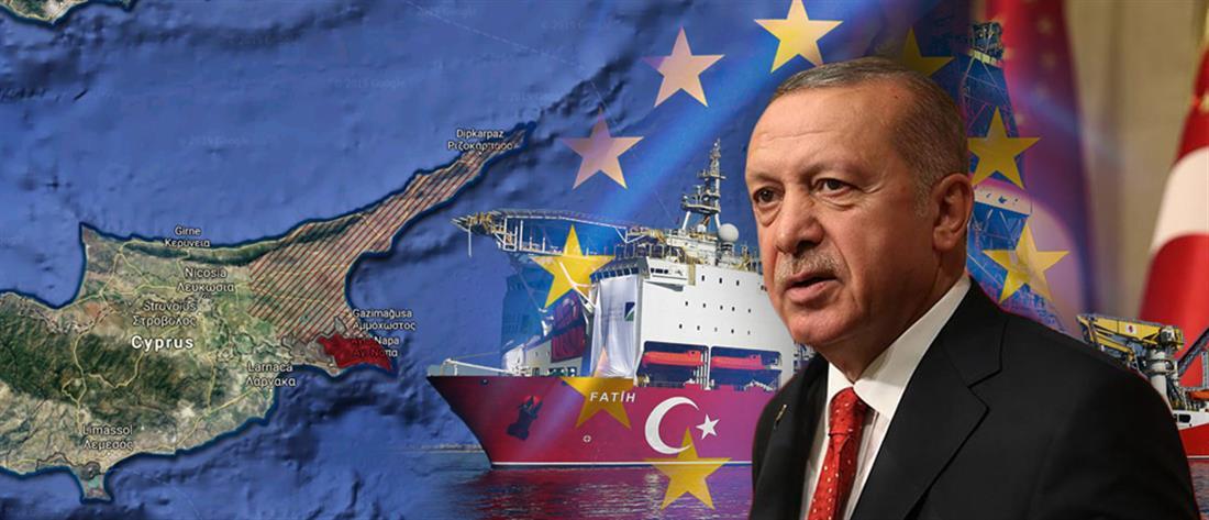 Ερντογάν: καμία απειλή δεν θα μας αποτρέψει από τους σκοπούς μας