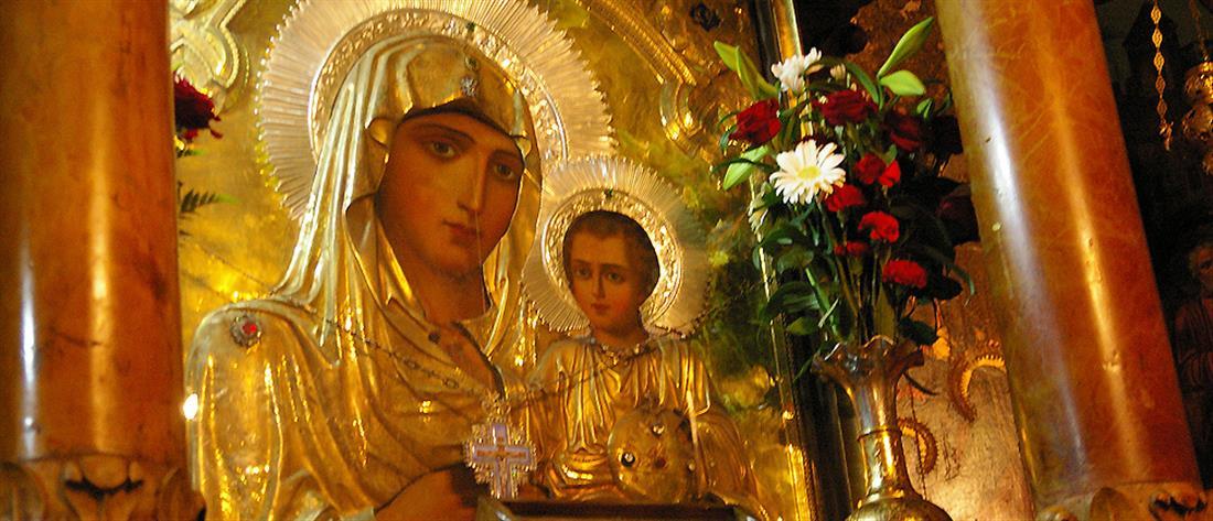 """Το Γενέθλιον της Παναγίας και η """"σιγή"""" των Ευαγγελίων"""