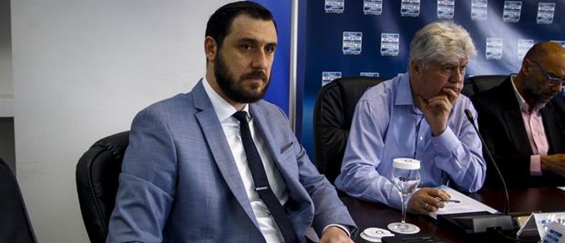 Super League: Νέος πρόεδρος ο Λυσάνδρου