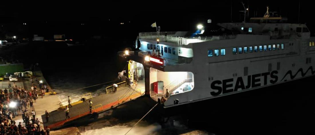 Κυβερνητική σύσκεψη για την ακτοπλοϊκή σύνδεση στη Σαμοθράκη
