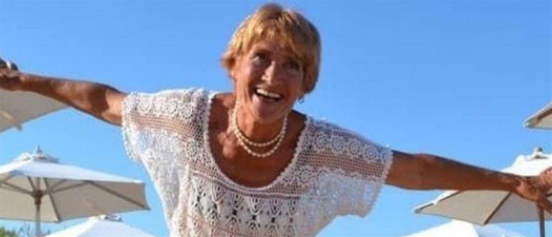 Δάμασε… τα κύματα η 81χρονη Ελληνίδα σέρφερ