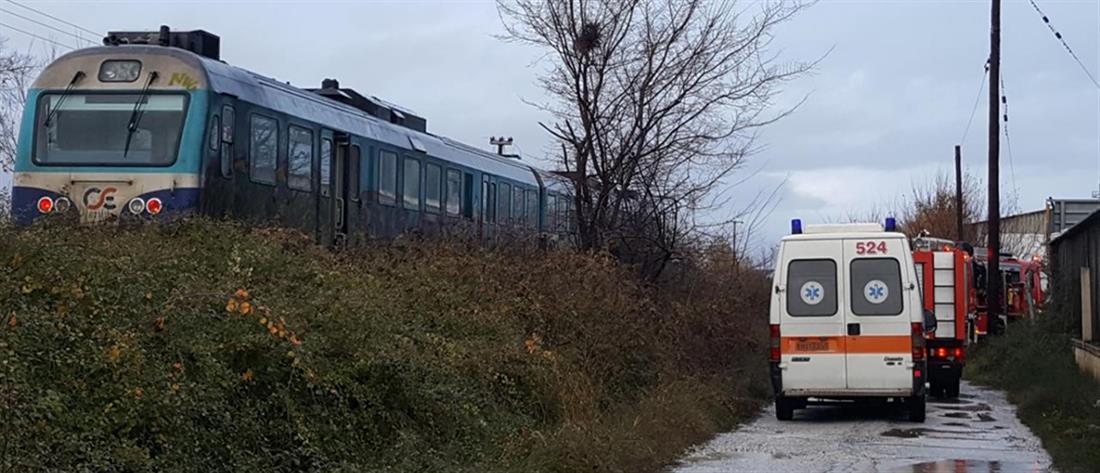 Φονική σύγκρουση τρένου με ΙΧ