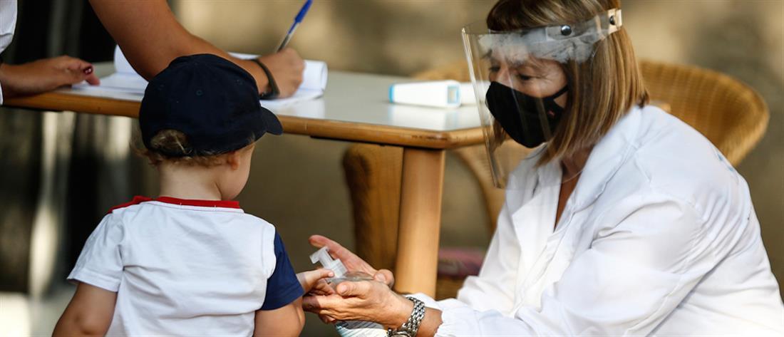 Κορονοϊός: Πόσο σοβαρά είναι τα συμπτώματα στα παιδιά
