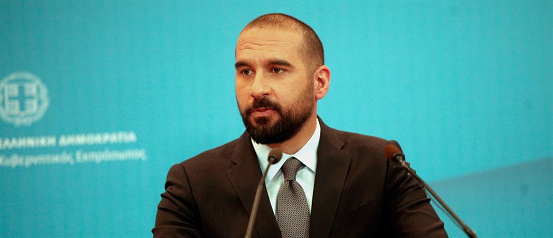 """Τζανακόπουλος: διάλογος με το Κίνημα Αλλαγής προϋποθέτει """"καθαρές κουβέντες"""""""