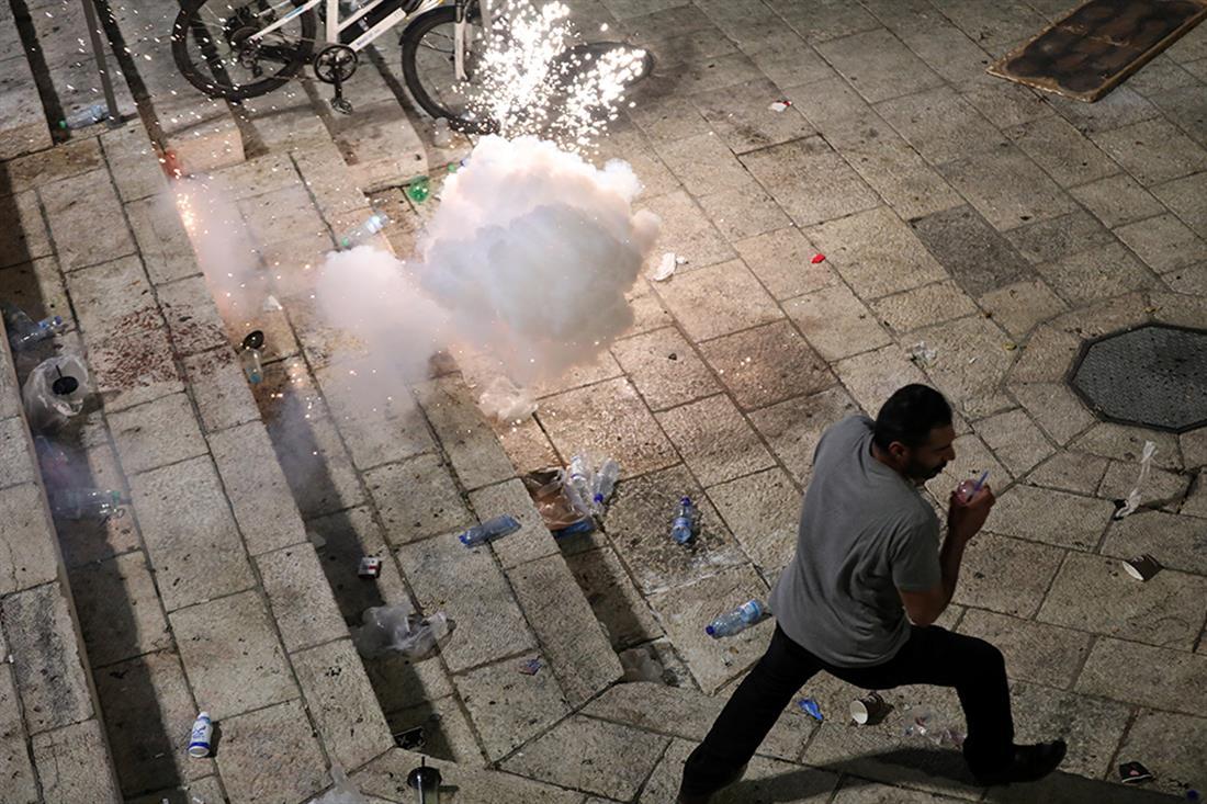 Ισραήλ - Παλαιστίνη - Επεισόδια