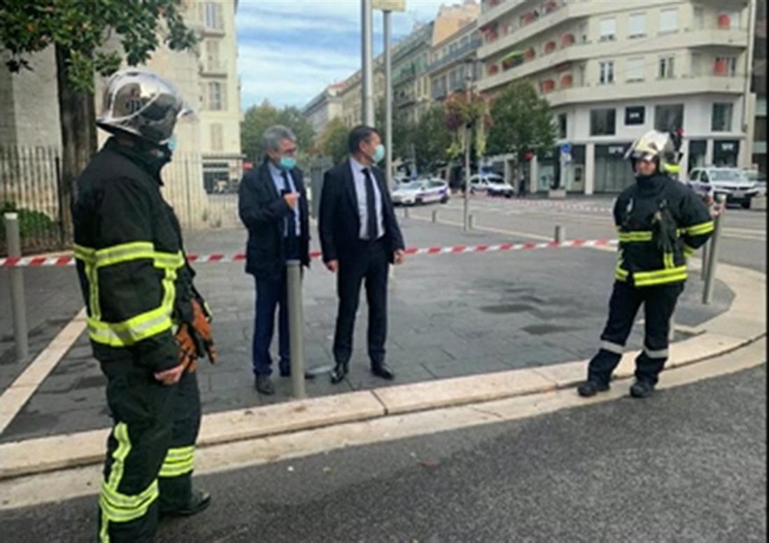 Γαλλία - επίθεση - μαχαίρι - Νίκαια