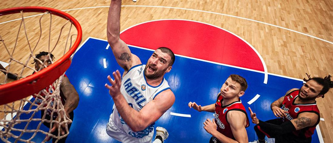 Ηρακλής: Με το... δεξί στο FIBA Europe Cup