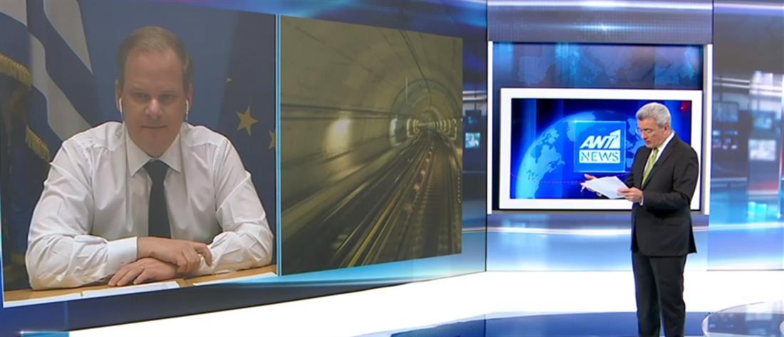 Καραμανλής για Μετρό Θεσσαλονίκης – Σταθμό Βενιζέλου: το ΣτΕ δικαιώνει το ΥΠΠΟ