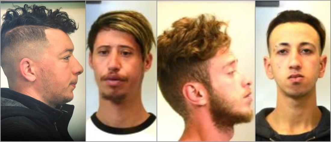 Τα μέλη της σπείρας που έχουν συλληφθεί… 100 φορές (εικόνες)